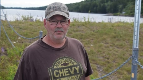 Angler questions city's decision to ban fishing on Spruce Lake