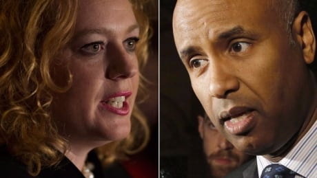 Lisa MacLeod vs. Ahmed Hussen
