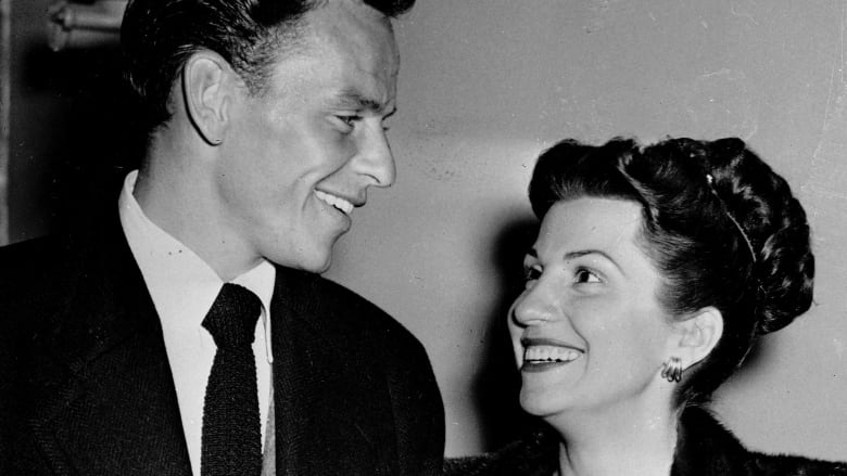 Frank Sinatra's first wife, Nancy, dies at 101