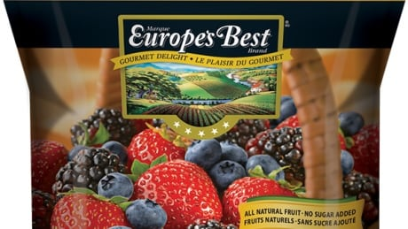 Europe's Best berries