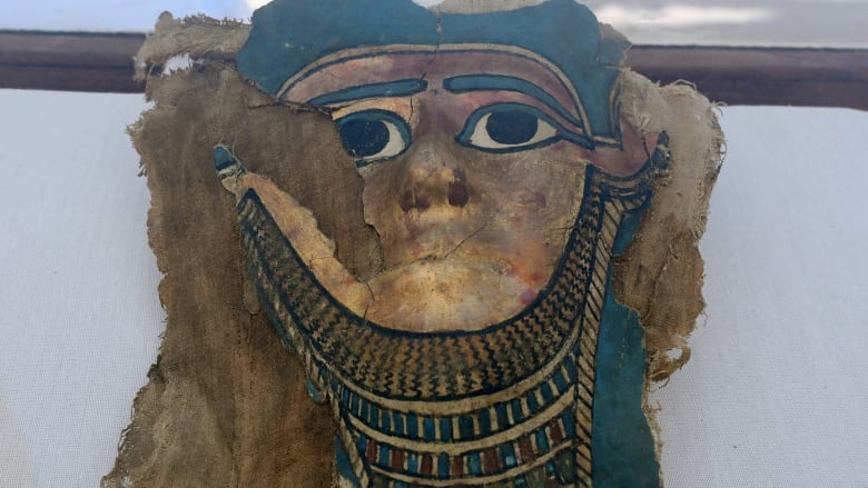 Archaeologists in Egypt discover ancient mummification workshop
