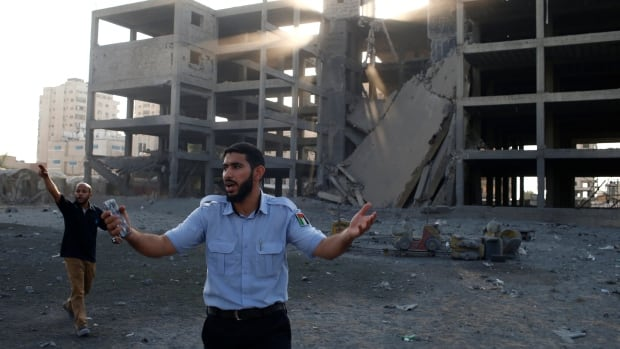 Gaza ceasefire largely holding after day-long flareup   CBC News