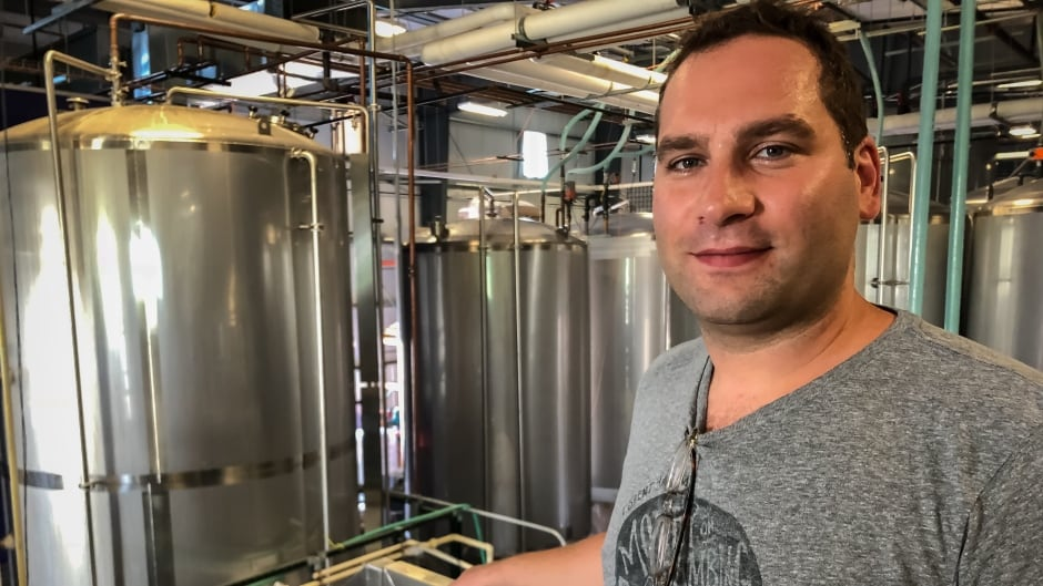 cbc.ca - Duncan McCue - Brewing problem: Americans are paying more for their beer as aluminum tariffs hit cans