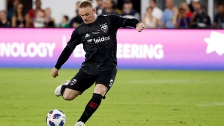 Whitecaps fall to D.C. United as Wayne Rooney debuts