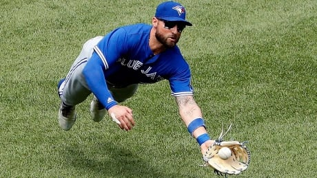 Blue Jays' Kevin Pillar reportedly to miss 4-6 weeks with clavicle injury