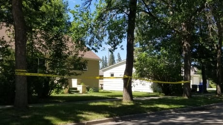 Dauphin RCMP responded to reports of a stabbing at about 3 a.m. Sunday in the 100 block of 9th Avenu
