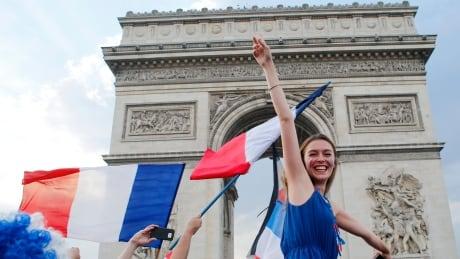 APTOPIX France WCup Soccer