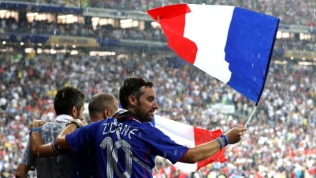 France World Cup Fans