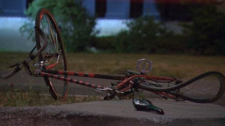 Cyclist hit Rosemont