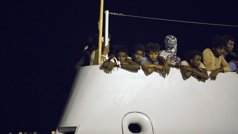 Italy to take some migrants after European Union countries offer to help