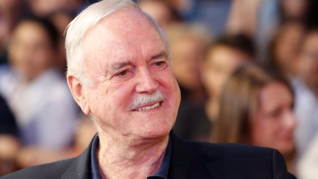 Monty Python's John Cleese looking for a place to stay in Huntsville, Ont.