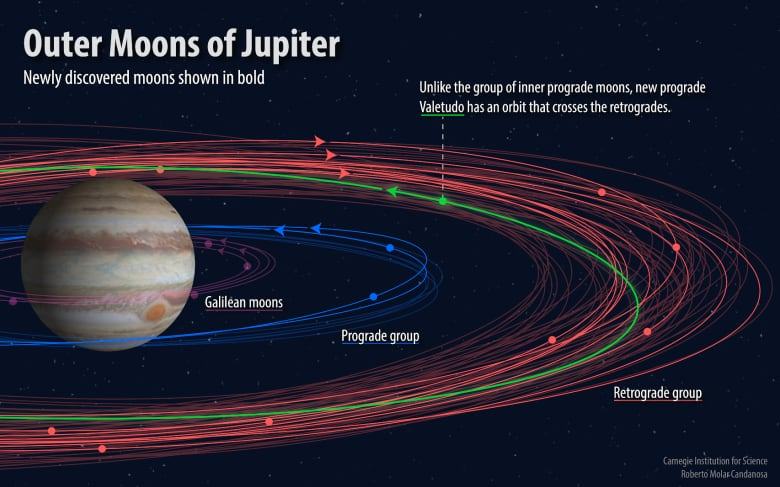 Astronomers Discover Twelve New Jovian Moons | Astronomy