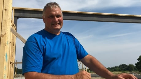 Well-known dairy farmer rebuilds after losing barns, cattle to fire | CBC