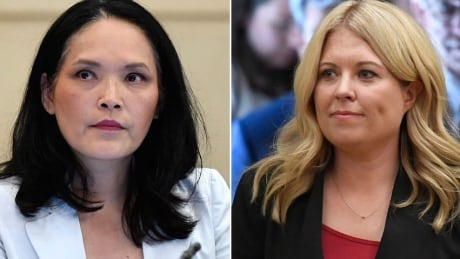 MPs Jenny Kwan and Michelle Rempel