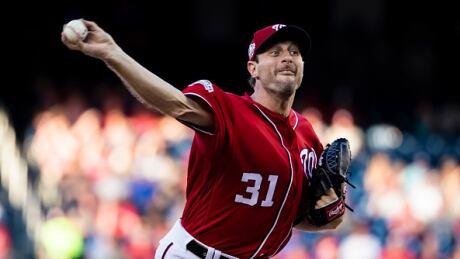 Scherzer gets nod to start MLB all-star game in home park