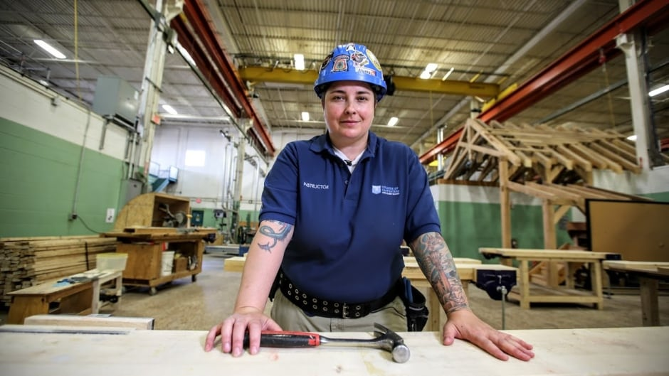 Paid Pre Apprenticeship Program Recruiting Women Only For The Trades Cbc News