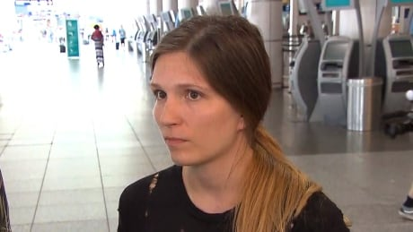 Adrienn Nagy, LEVEL passenger