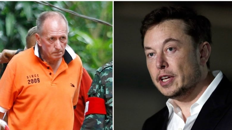 Caver who helped in Thailand rescue considers legal action against Elon Musk