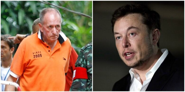 Elon Musk asks judge to toss diver's lawsuit in Thai dustup