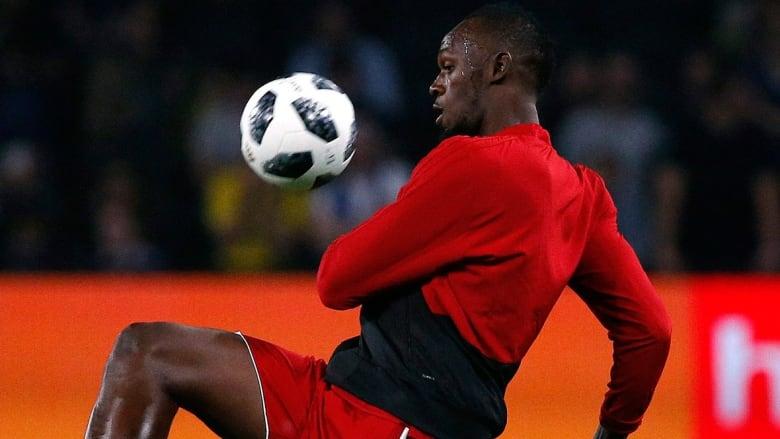 26f934fc6d5 Football Federation Australia cool on Usain Bolt s A-League bid ...