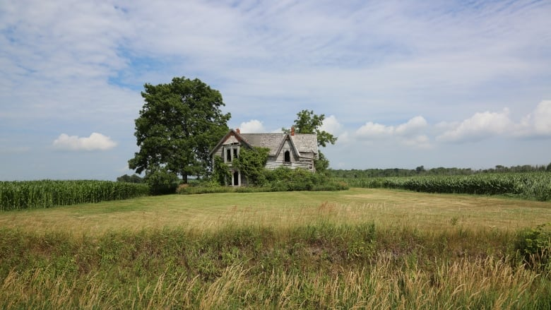 Abandoned home in Chatham-Kent coined most photographed in southwestern Ontario