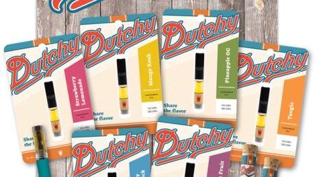 Dutchy Tilray brand