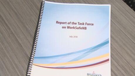 WorkSafeNB task force