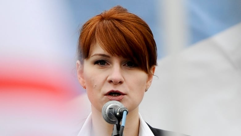 Maria Butina: Feds charge Russian national for acting as covert Kremlin agent