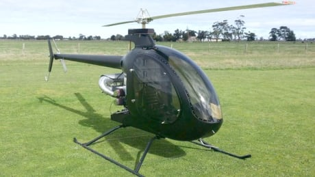 Mosquito XE 285 ultra-light helicopter