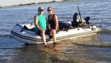 Ed Crellin Patrica Beach rescue story