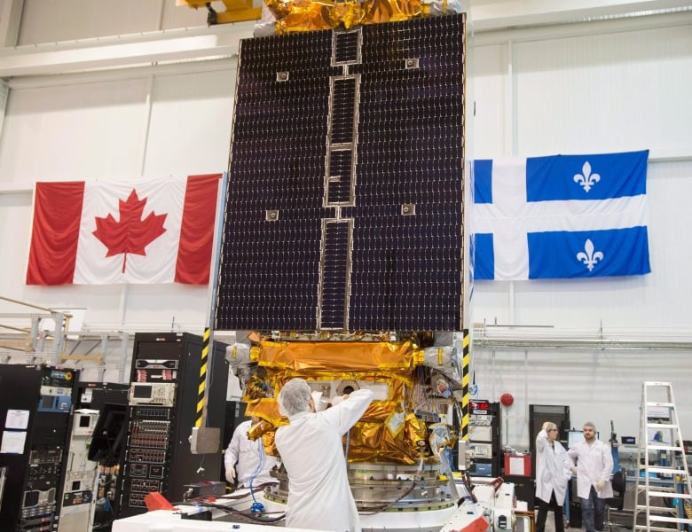 Canada's key satellite system hit with another launch delay | CBC News
