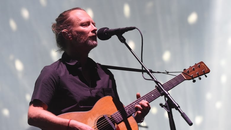 Thom Yorke addresses stage collapse that killed Radiohead's drum technician