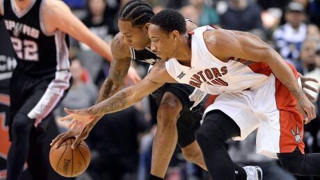 Raptors' DeRozan-Leonard deal among biggest in Toronto's history