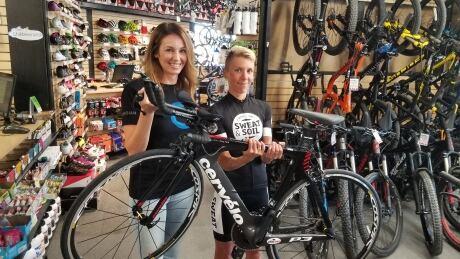 Bobby Aucoin bike return