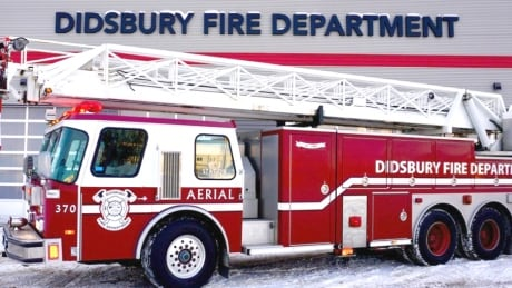 Didsbury Fire Department