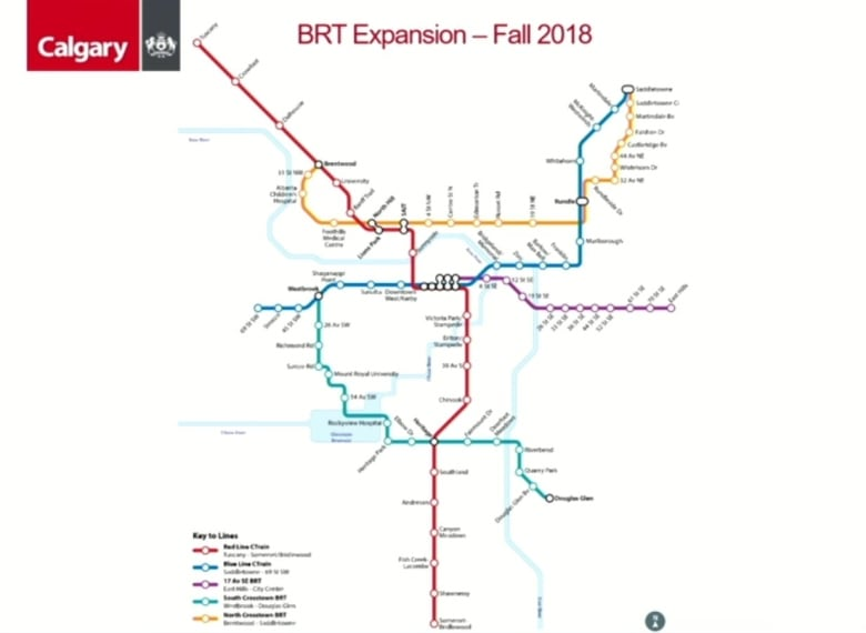 Heres A Look At An Integrated C Train And Brt Route Map Which The City Says Should Help Improve The Legibility Of The System Dalecalkins Twitter