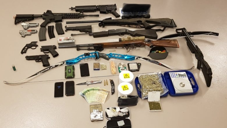 9 arrested in Waterloo drug bust Thursday