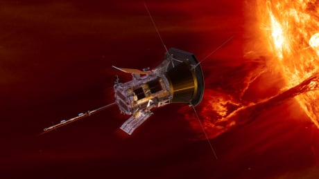 solar probe set to launch into the sun s scorching red zone