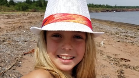 Arianna Flowers enjoys most activities that other 10-year-olds enjoy