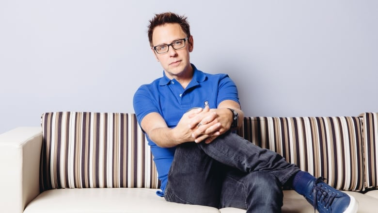 Guardians of the Galaxy director James Gunn after re-hiring: 'I'm a better person'