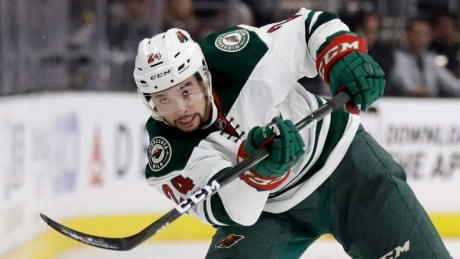 Matt Dumba re-signs with Wild for 5 years, $30 million US