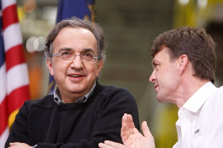 Fiat Chrysler chief Marchionne set to be replaced following health issue