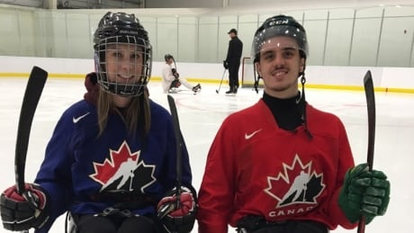 Sledge Hockey Straz
