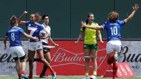 Rugby World Cup 7s musical: Plays of the day, July 21
