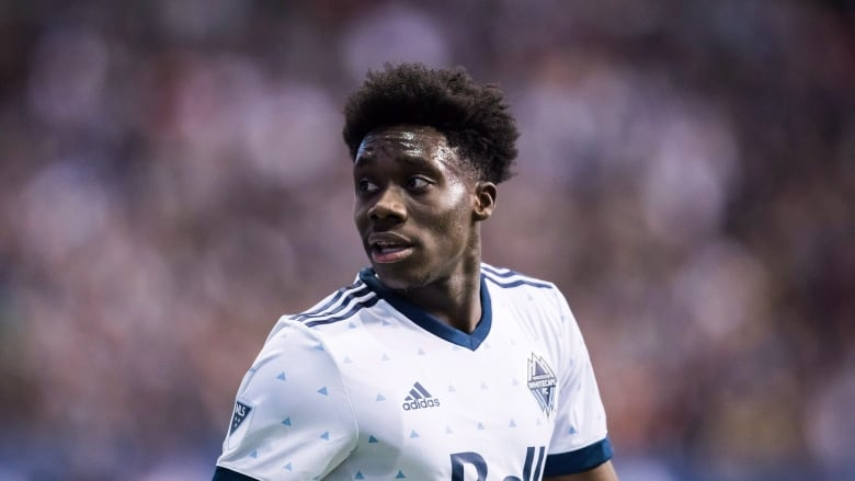 sports shoes 4cbd6 c90fd Bayern Bound: What Alphonso Davies' Munich move means for ...
