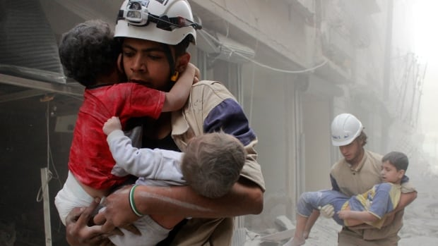 How Canada fulfilled its 'moral obligation' in international mission to help White Helmets flee Syria | CBC News