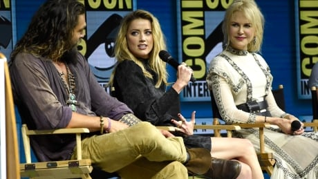 2018 Comic-Con - Warner Bros. Theatrical Panel