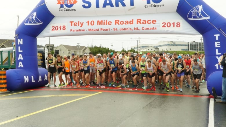 Ready, set, go: 92nd annual Tely 10 takes over northeast Avalon