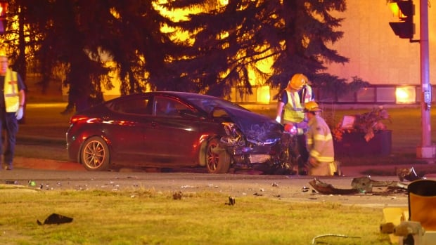 My Car North Bay >> 4 people recovering after car crash in Brandon Saturday night | CBC News