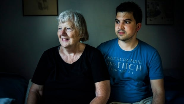 'My home was their home': Why seniors, students living together saves more than rent money | CBC News